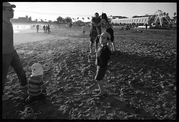 A moment on Main Beach.