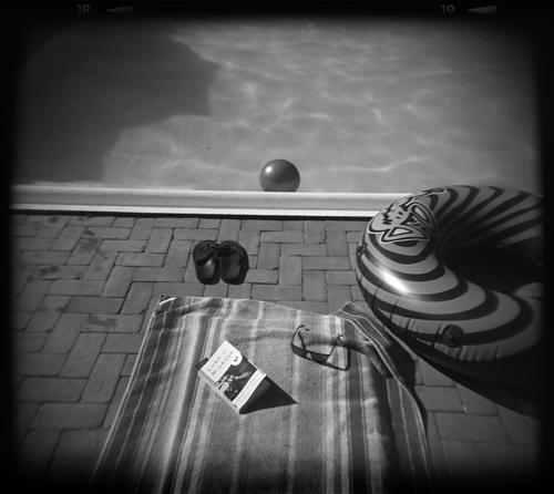 Summer still life.