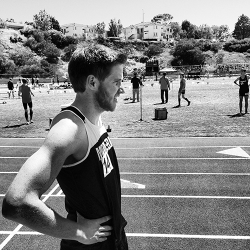 Cooper, pre-race thoughts. If you're one of my nine Instagram followers you've seen these before- sorry for the repeat. The iphone camera was so much fun I had to let my blog follows in on it. jonnycakes7 is my Instagram name.