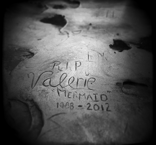 Mermaid, not forgotten.
