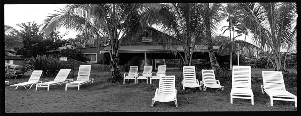 The Hanalei Canoe Club Cafe