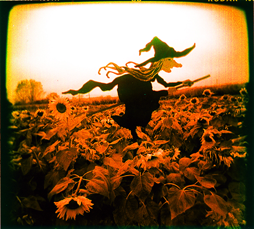 Happy Halloween! Yet another version of this scene (Lester Farm in Vermont). This one shot on a Holga 120N with black and white film and tweeked a bit in Photoshop.