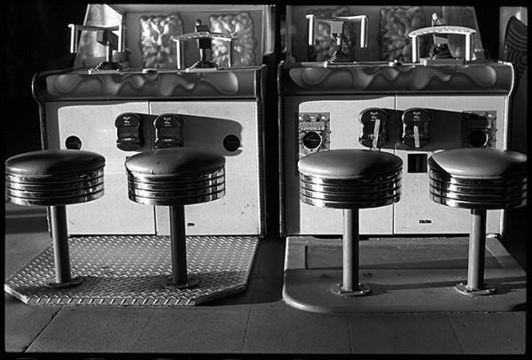 Arcade stools
