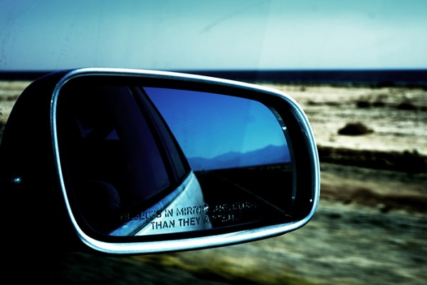 We took a road trip within our road trip to check out the Salton Sea.