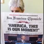 June 4, 2008, Obama!