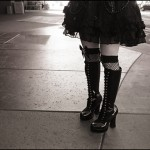November 22, 2008, Nice boots!