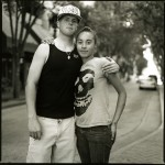 October 8, 2008, Rob & Tabz