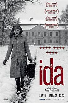 If you like black and white photography and compelling stories, Ida is a movie you must see. The way the camera lingers I felt like I was looking at still photographs in a gallery. Plenty of time to contemplate and appreciate the images. Check it out!