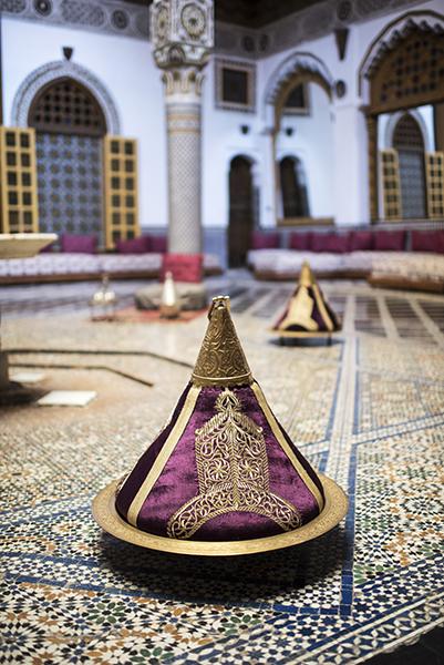 Mnebhi Palace, Fes, Morocco