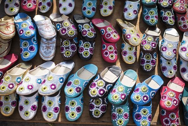 More shoes, Fes, Medina
