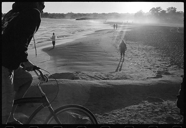Biking, Fishing, Walking