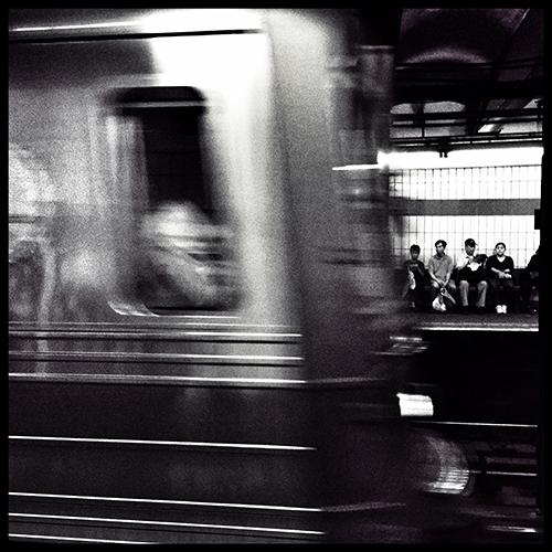 The B Train, Grand Street.