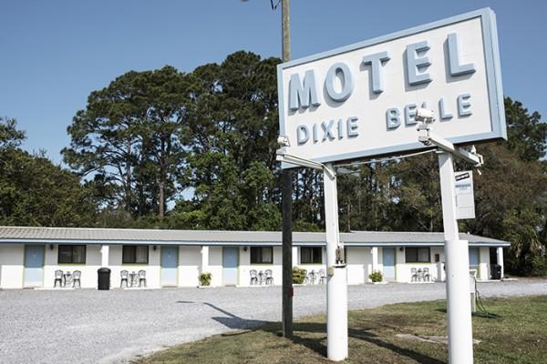 Classic roadside motel!