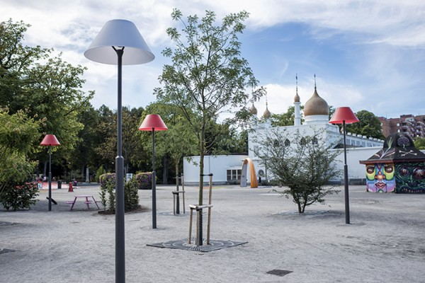 "Folkets Park, ""People's Park,a former amusement park and now a great public resource. There are all sorts of activities for children, restaurants and food stalls, and a skateboard ramp. Impressive!"