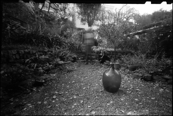 I've been experimenting with a pinhole camera (a little) lately.